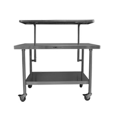 OR Back Table Model 427 Adjustable