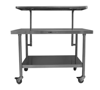 OR Back Table Model 427
