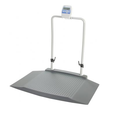 Doran Scales Portable, Fold-up Wheelchair Scale - DS8030