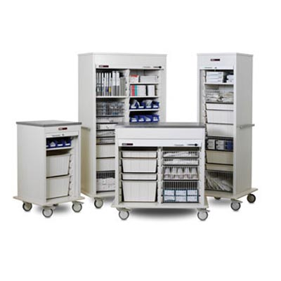 Mass Metal Exchange Carts