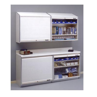 Mass Medical Wall and Counter Cabinets