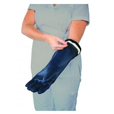 Shielding Lead Gloves with Removable Liner