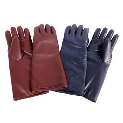 Shielding Vinyl lead Gloves 100V