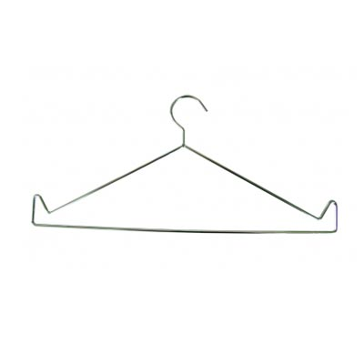 Shielding Heavy Duty Chrome Hanger Model 200H