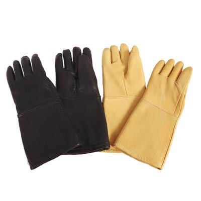 Shielding Leather Lead Gloves Model 200L