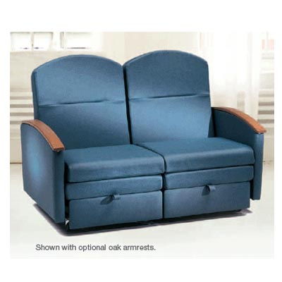 Champion 527 Series Overnighter Loveseat