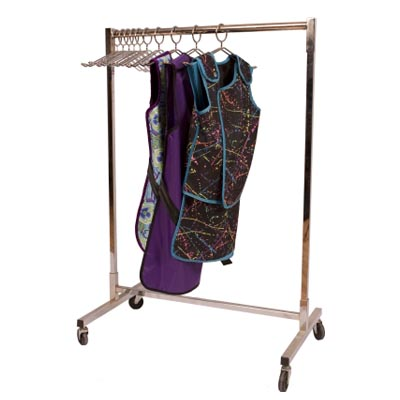 Shielding Valet Rack Model 816