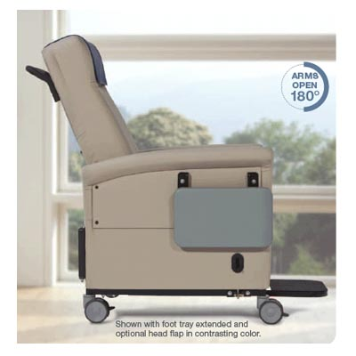 Champion Ascent XL Bariatric Recliner