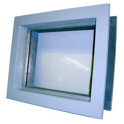 Shielding Leaded Acrylic Windows Model LA