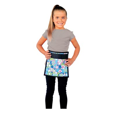 Shielding Pediatric Half Apron Model P-HA