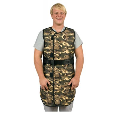 Shielding Wrap Around Back Relief Apron Model WABR