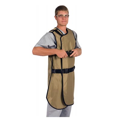 Shielding Wrap Around Quick Release Apron Model WAQR