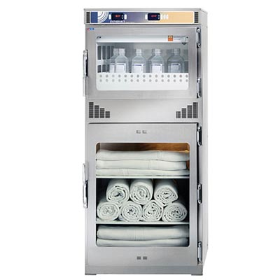 Enthermics EC1260BL Combination Fluid/Blanket Warming Cabinet