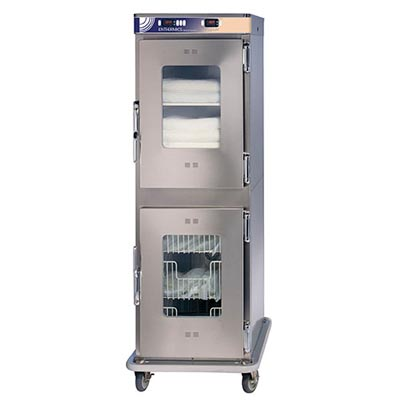 Enthermics EC1540BL Combination Fluid/Blanket Watming Cabinet
