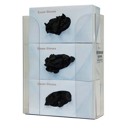 Bowman Glove Box Dispenser Model GP-330