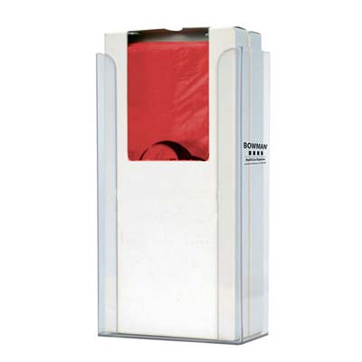 Bowman Bulk Dispenser Flat Pack Bio Bag Model BG008-011