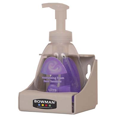 Bowman Bottle Holder Universal Hand Gel Model BW100-0212