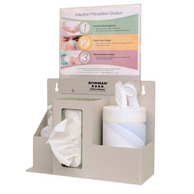 Bowman Infection Prevention System Model ED-097