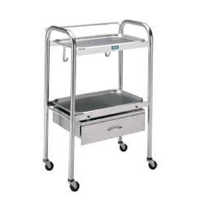 Pedigo Anesthetist Table Model P-1100-SS