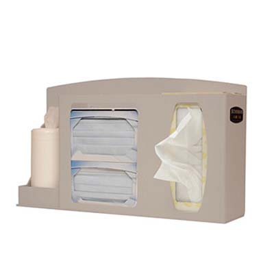 Bowman Respiratory Hygiene Station Model RS001-0212