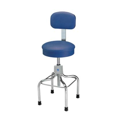 Pedigo Stool Model P-1039-SS