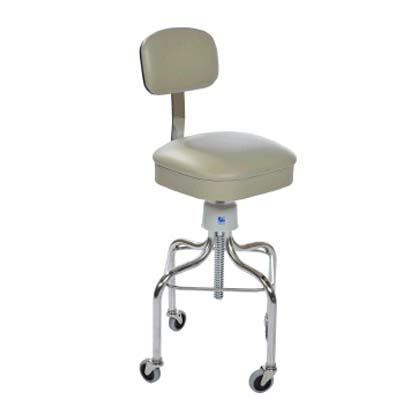 Pedigo Stool Model P-1040-SS