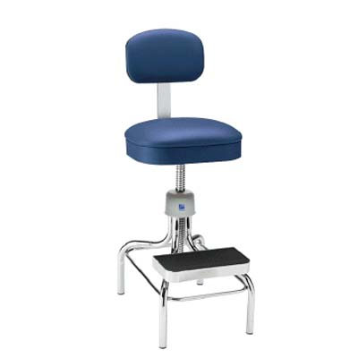 Pedigo Deluxe Lab Stool Model P-55
