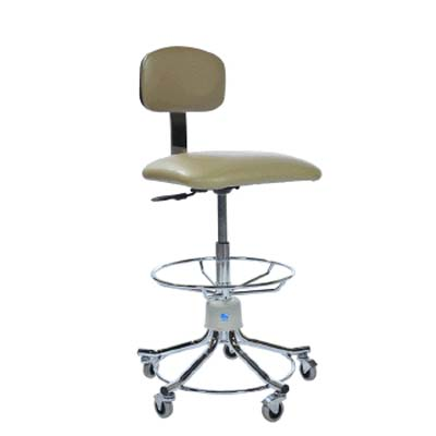 Pedigo Five Series Lab Stool Model P-555-GS