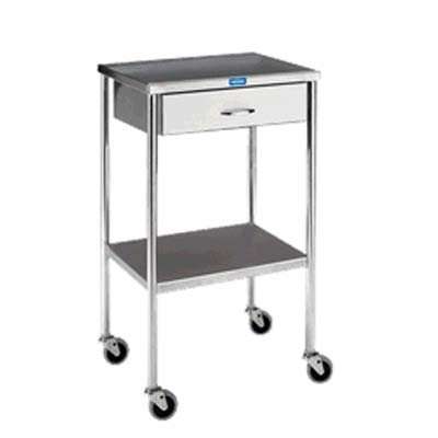 Pedigo Utility Table Model SG-80-B-SS