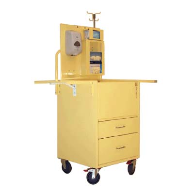Harloff Isolation Carts