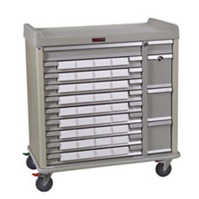 Harloff Med-Bin Carts