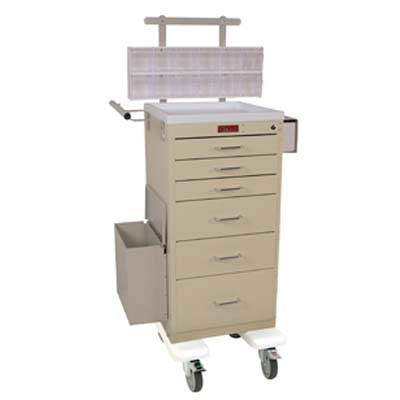 Harloff Phlebotomy Cart Packages