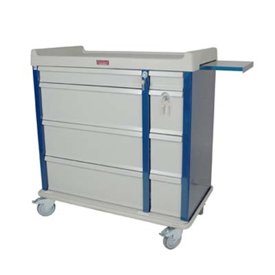 Punch Card Carts and Cabinets
