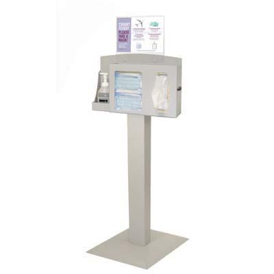 Respiratory Hygiene Stations