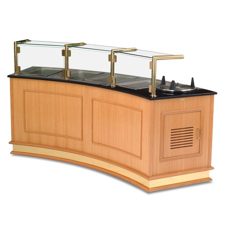 Forbes Industries Buffet Systems