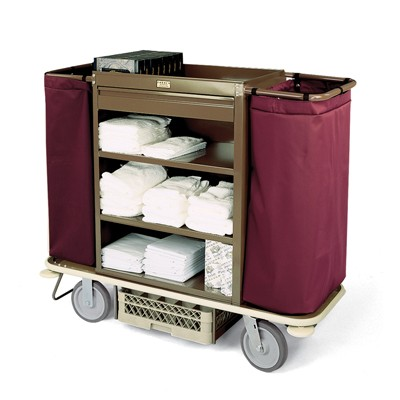 Forbes Industries Housekeeping carts